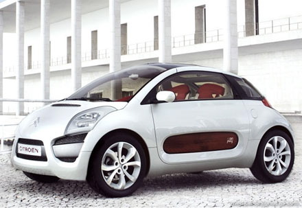 Citroen c-airplay photo - 1