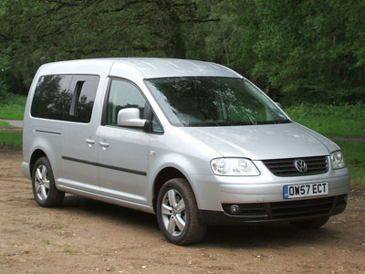 Citroen caddy photo - 3