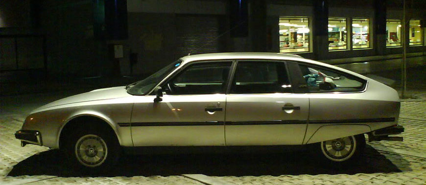 Citroen cx20 photo - 1