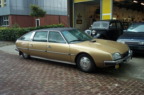 Citroen cx2400 photo - 1
