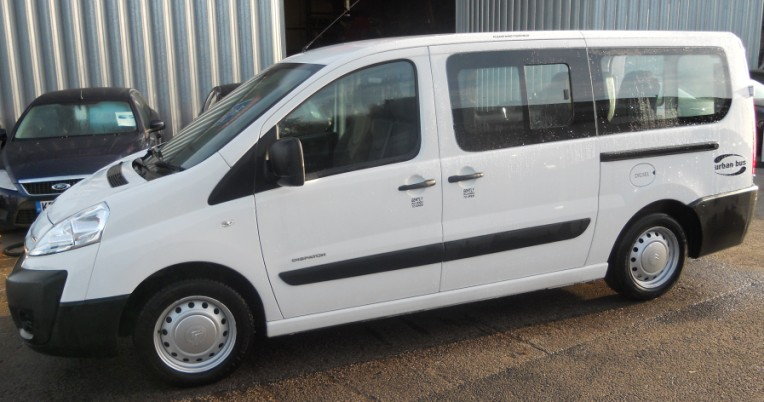 Citroen dispatch photo - 4