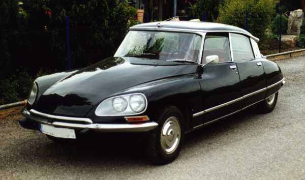 Citroen ds photo - 2