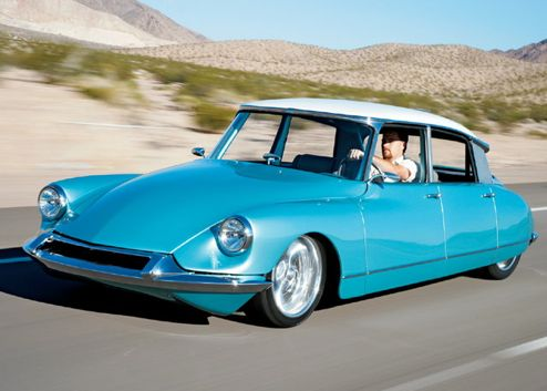 Citroen ds-21 photo - 1