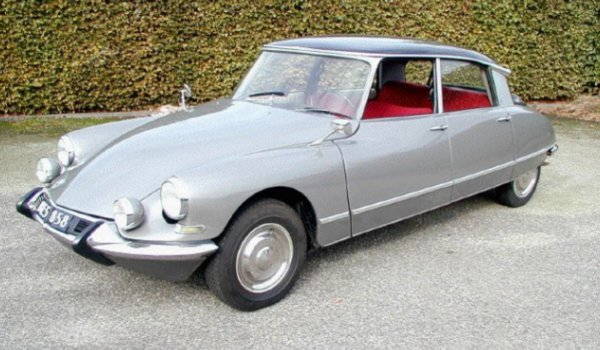 Citroen ds-21 photo - 2