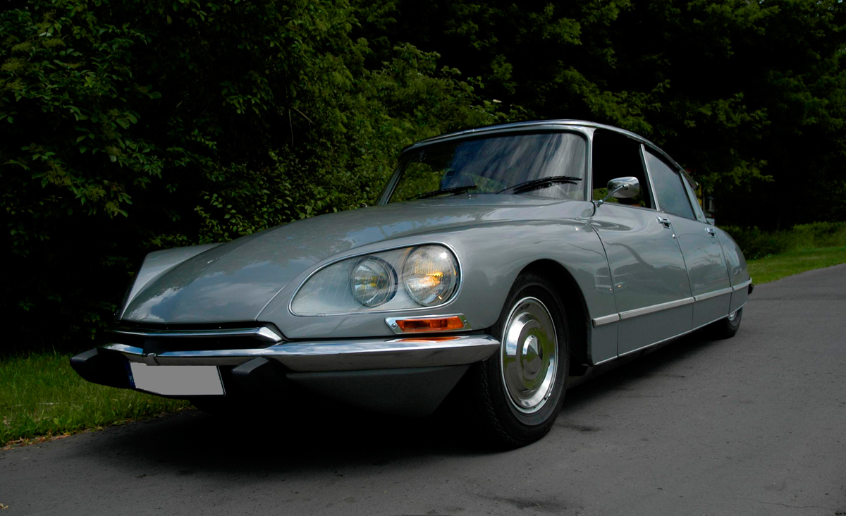Citroen ds photo - 4