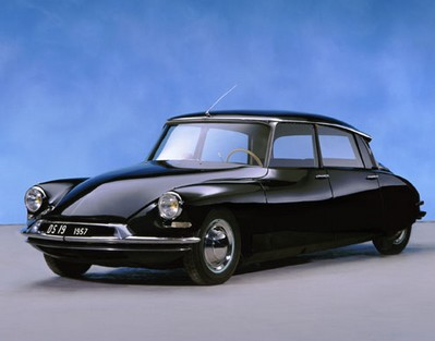 Citroen ds19 photo - 1