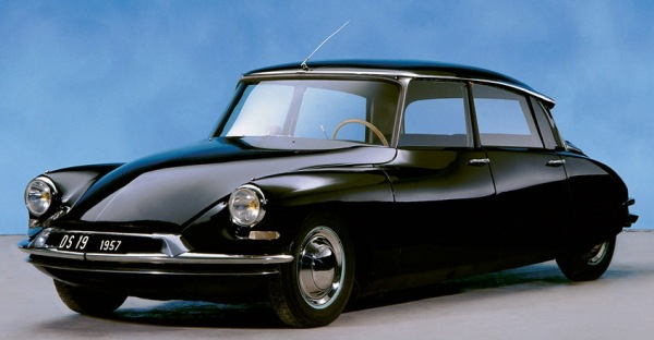 Citroen ds19 photo - 2