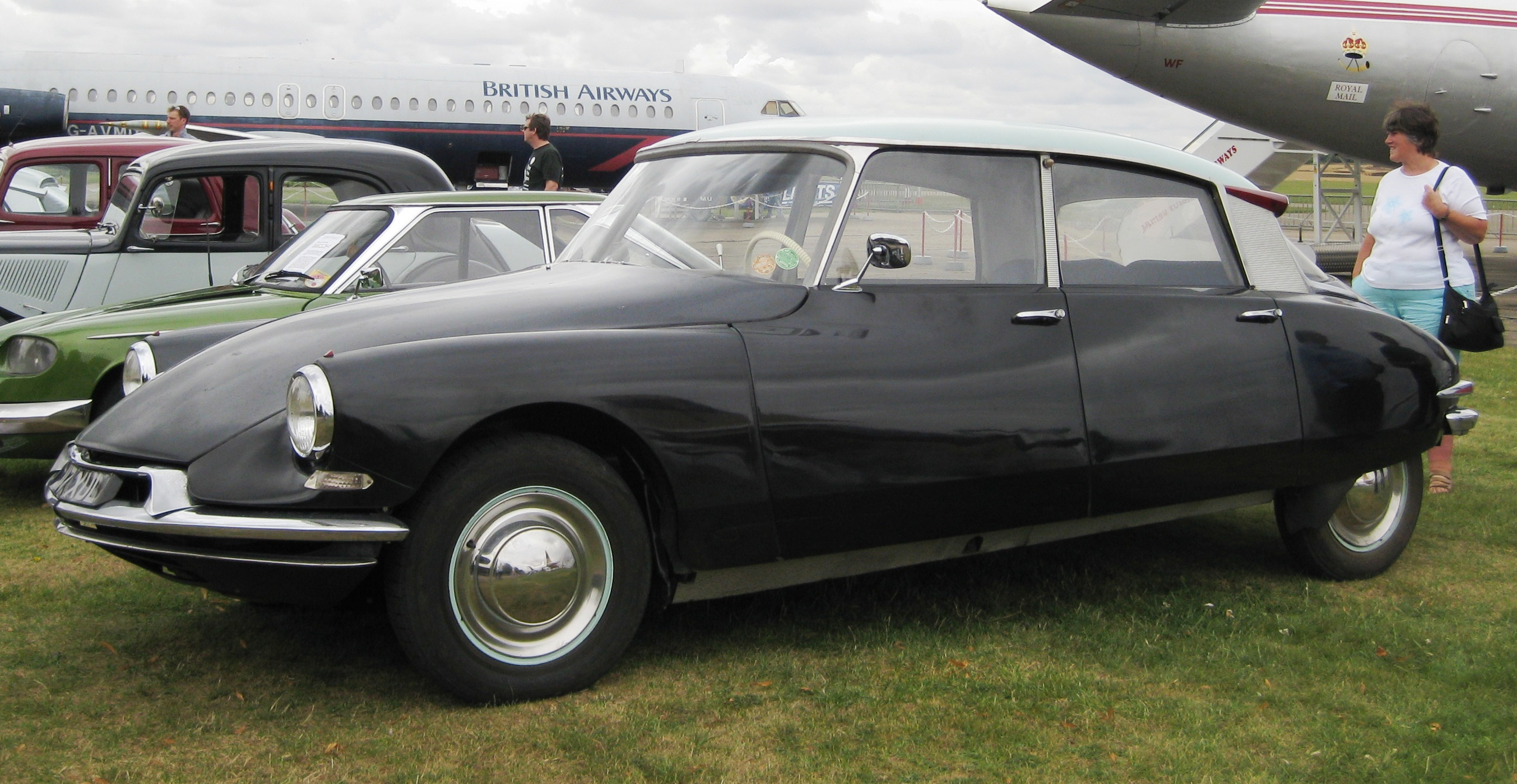 Citroen ds19 photo - 4