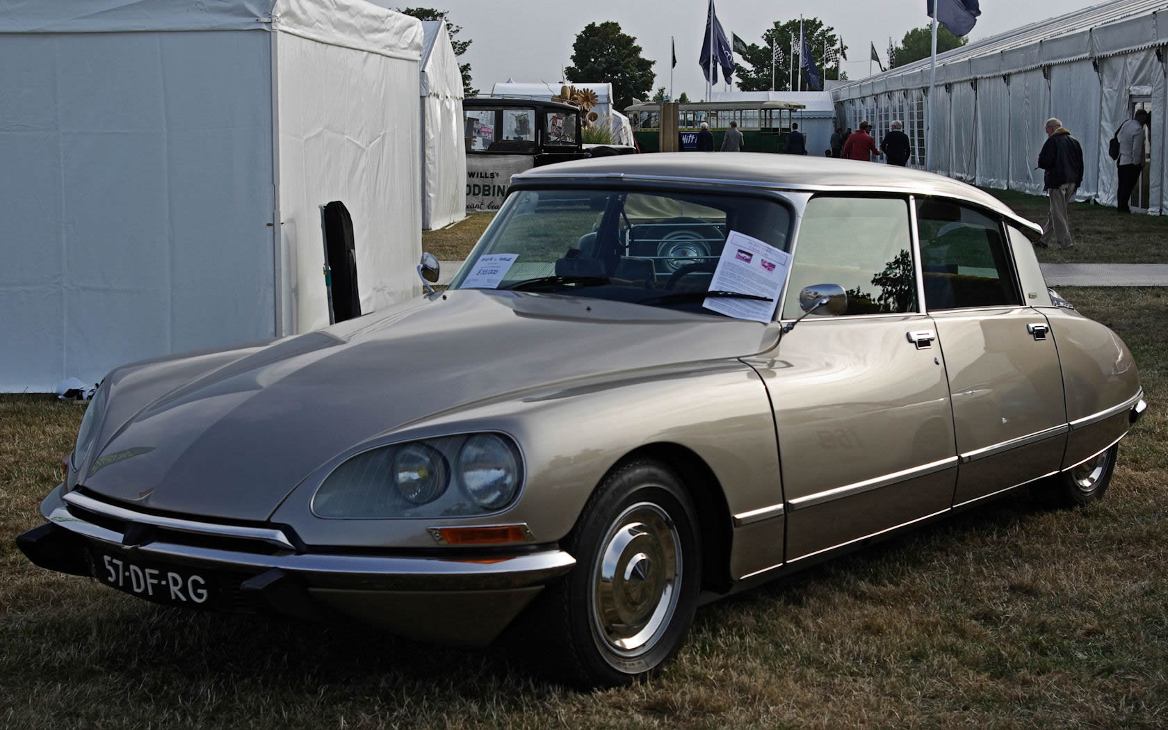 Citroen ds20 photo - 1