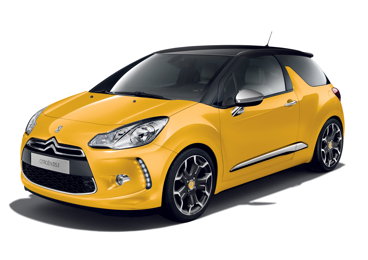 Citroen ds3 photo - 1