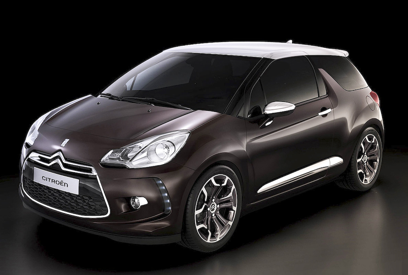 Citroen ds3 photo - 2