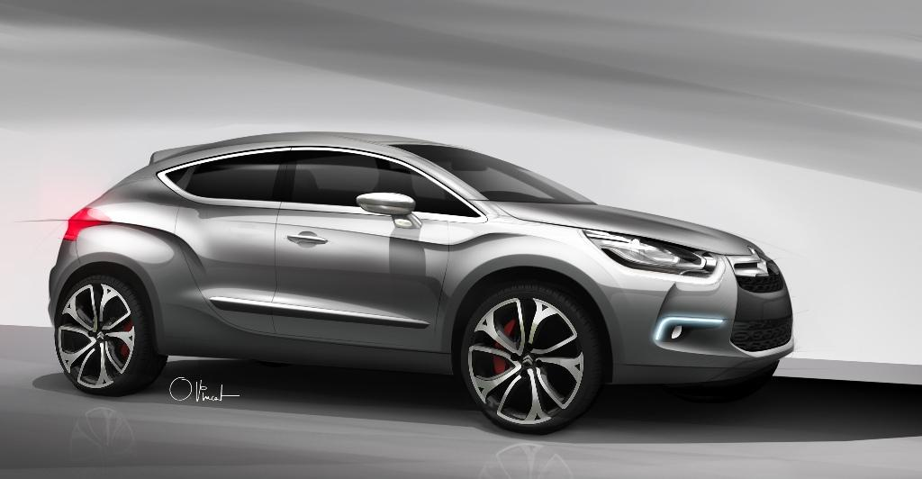 Citroen ds4 photo - 3
