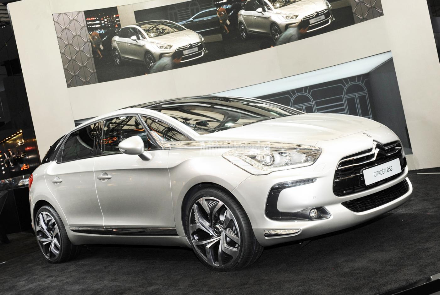 Citroen ds5 photo - 2