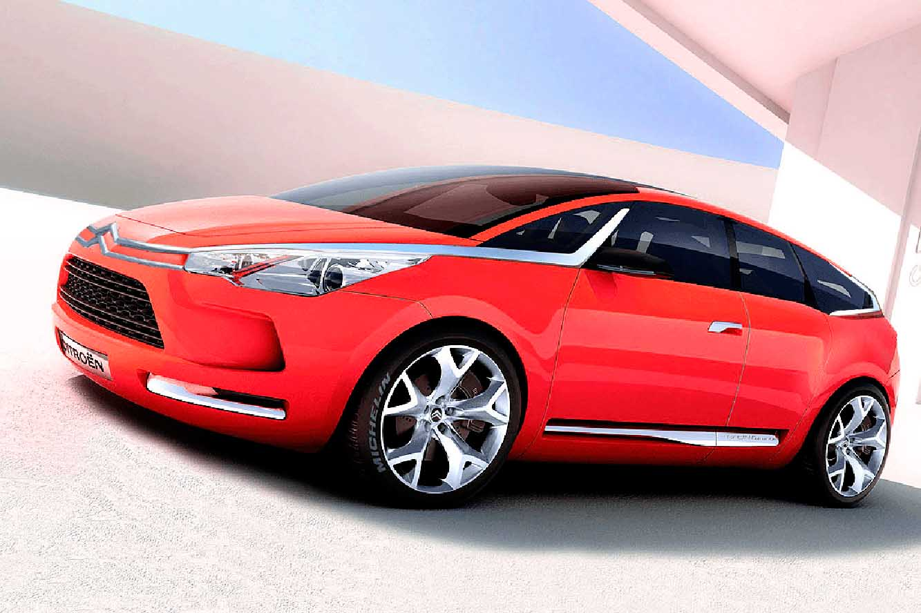 Citroen ds5 photo - 4