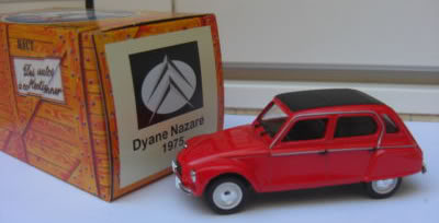 Citroen dyanissima photo - 2