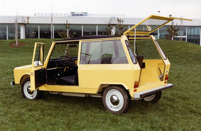 Citroen faf photo - 2