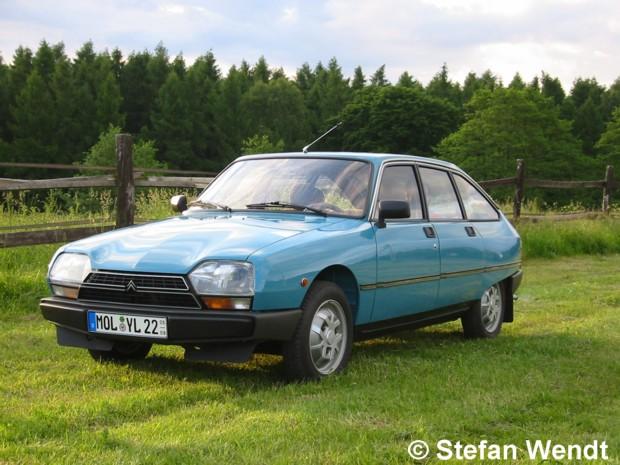 Citroen gsa photo - 1