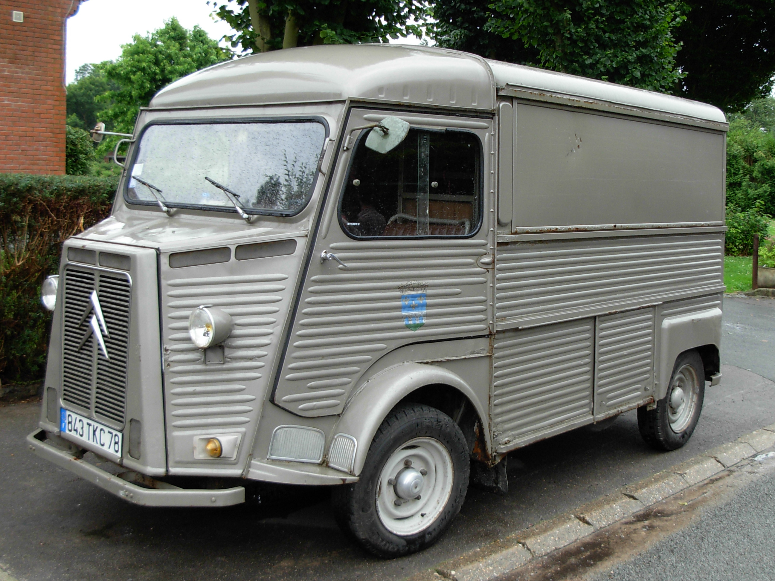 Citroen hy photo - 1
