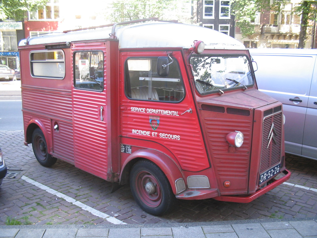 Citroen hy photo - 3