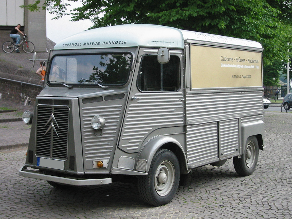 Citroen hy photo - 4