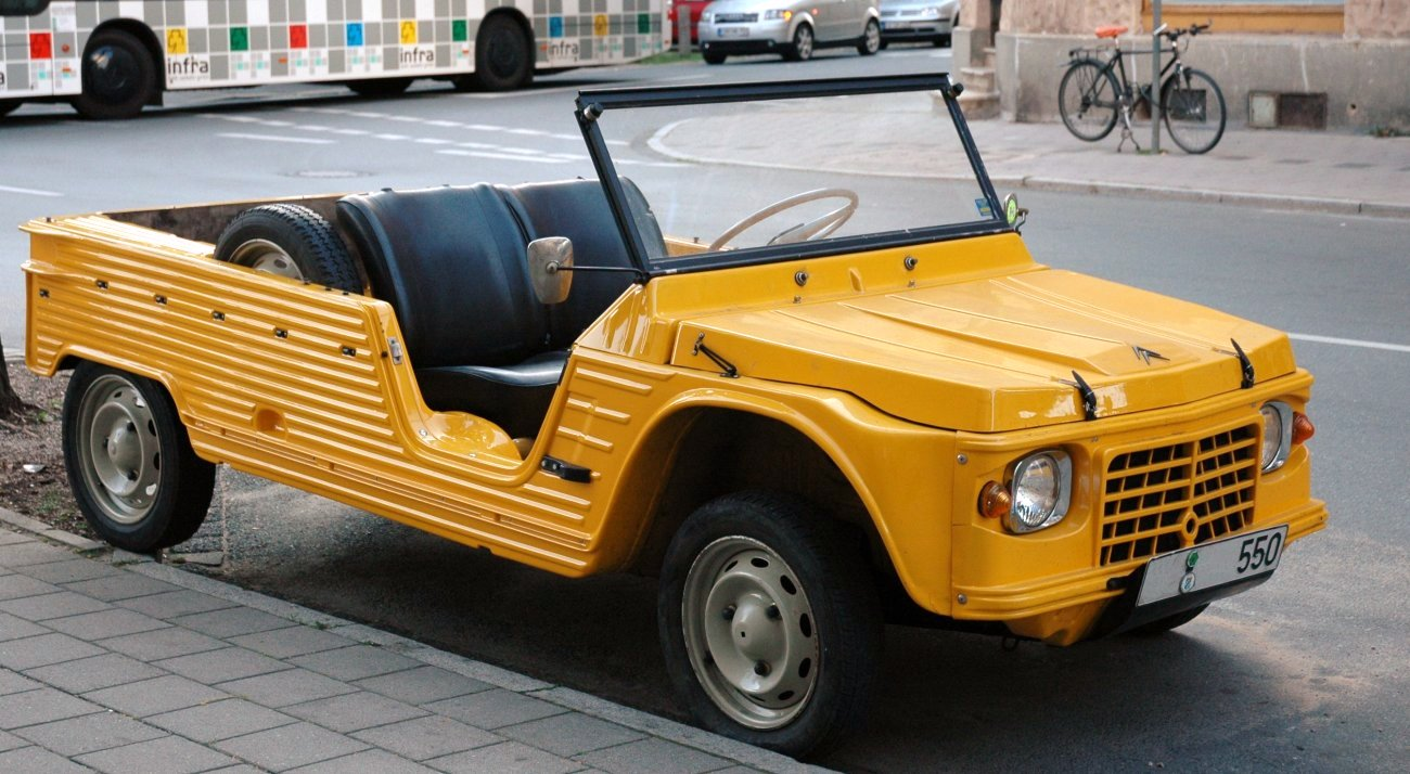 Citroen mehari photo - 1