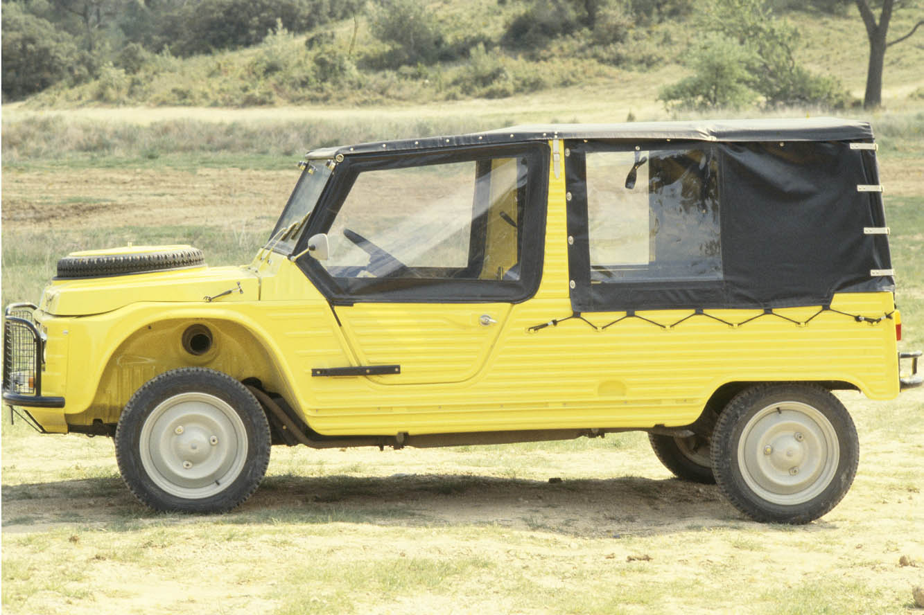 Citroen mehari photo - 4