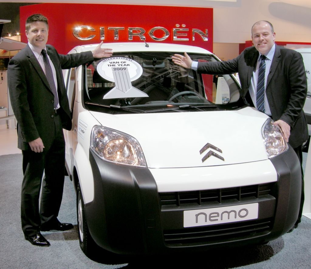 Citroen nemo photo - 3