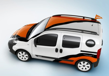 Citroen nemo photo - 4