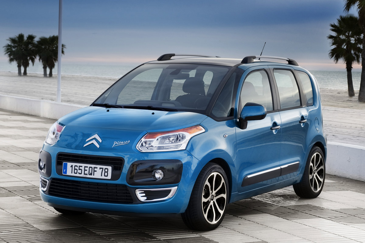 Citroen picasso photo - 1