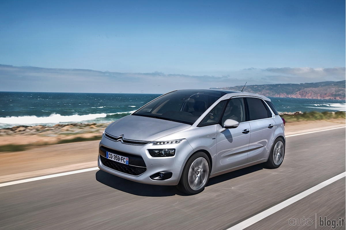 Citroen picasso photo - 2