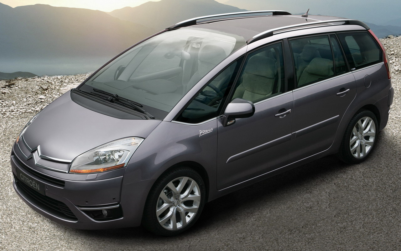 Citroen picasso photo - 3