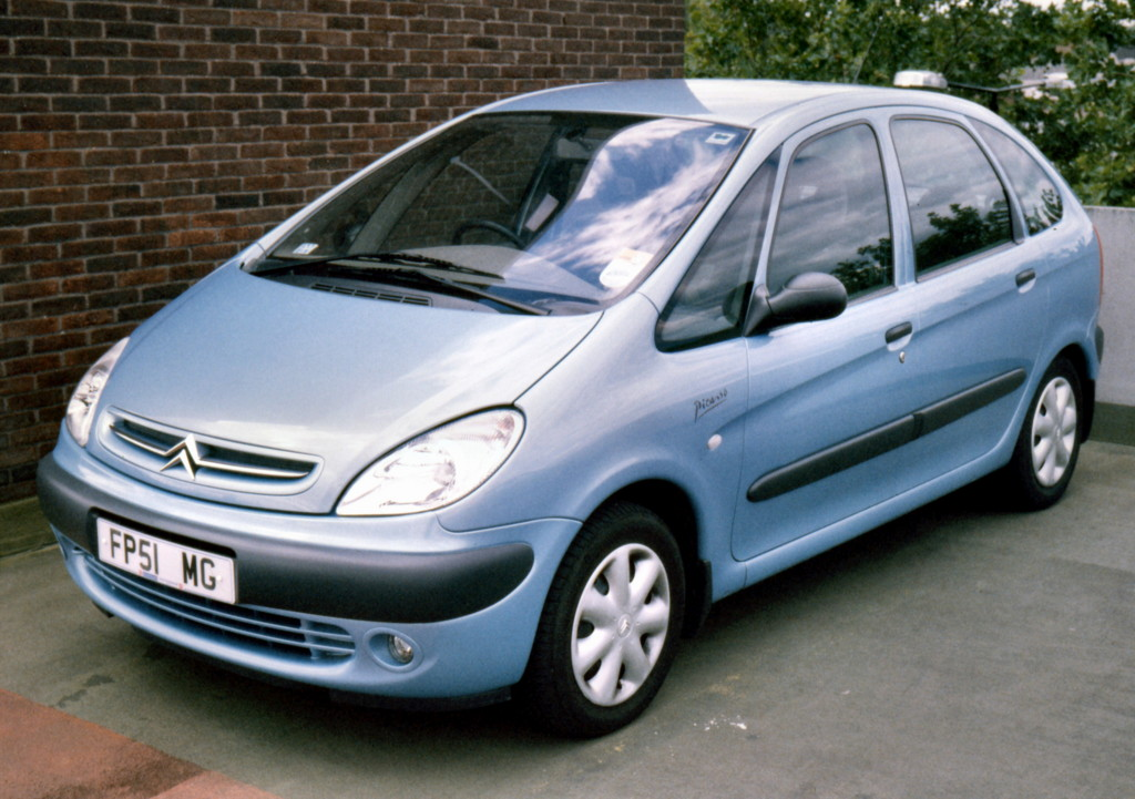 Citroen picasso photo - 4