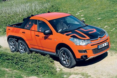 Citroen pick-up photo - 2