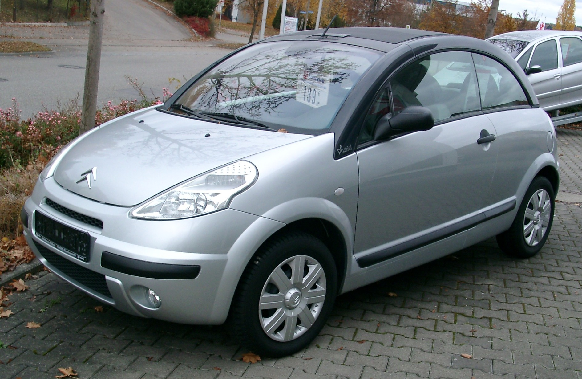 Citroen pluriel photo - 2