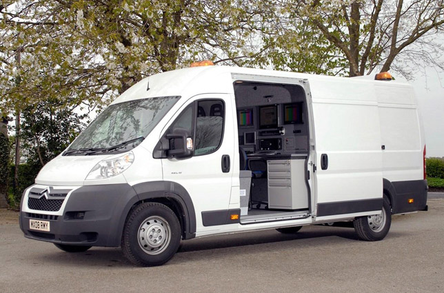 Citroen relay photo - 2