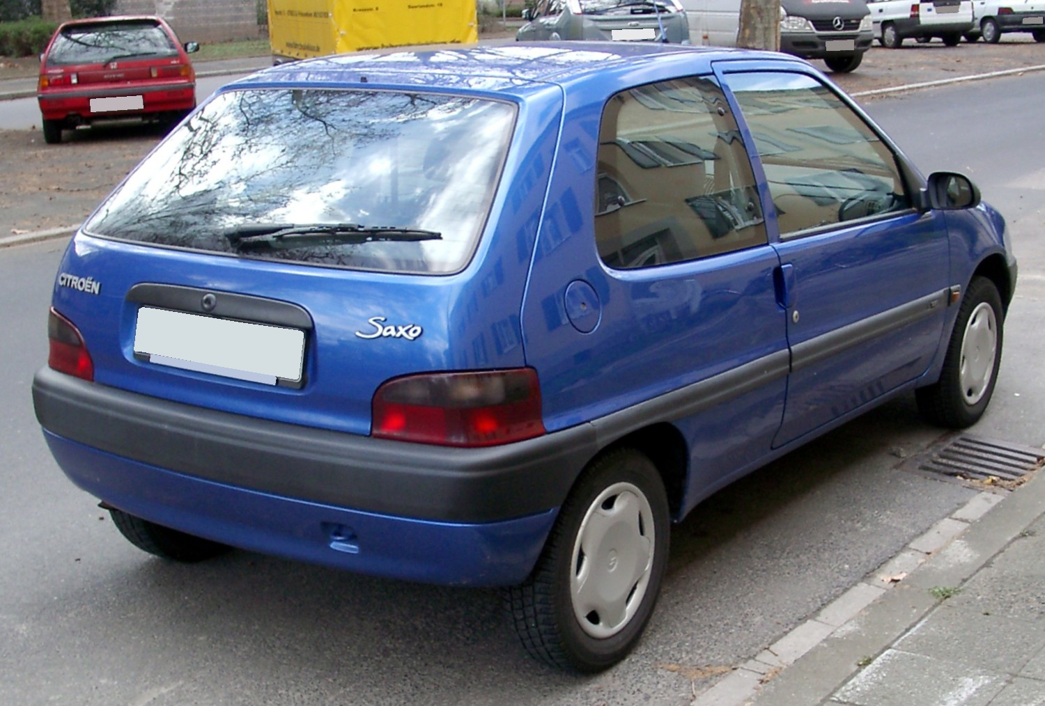 Citroen saxo photo - 2