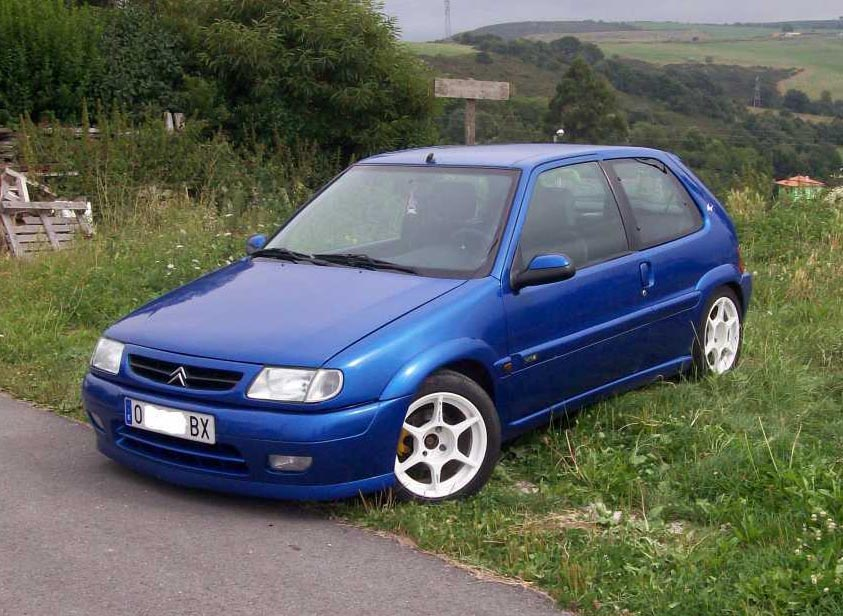 Citroen saxo photo - 4