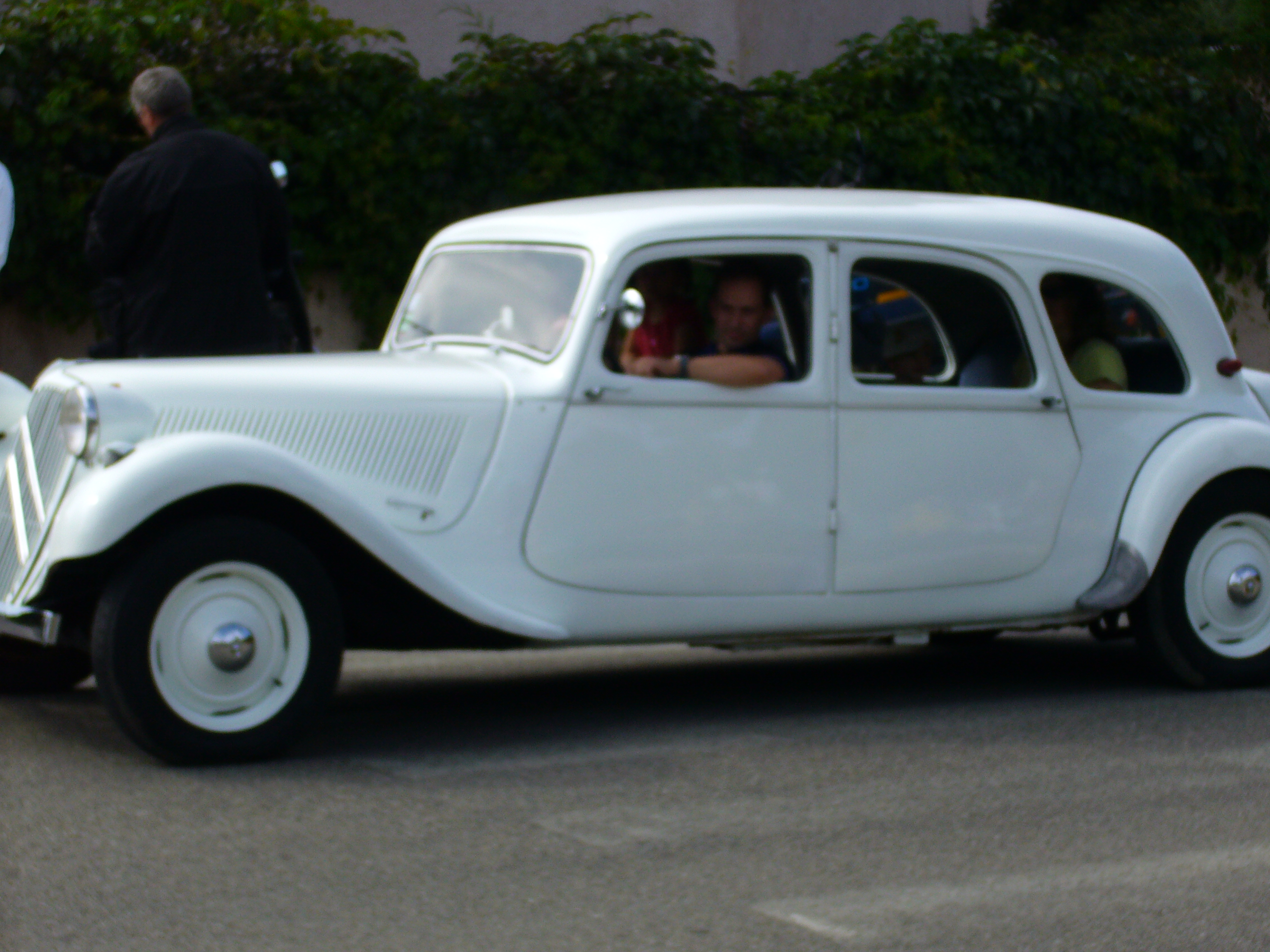 Citroen traction photo - 3