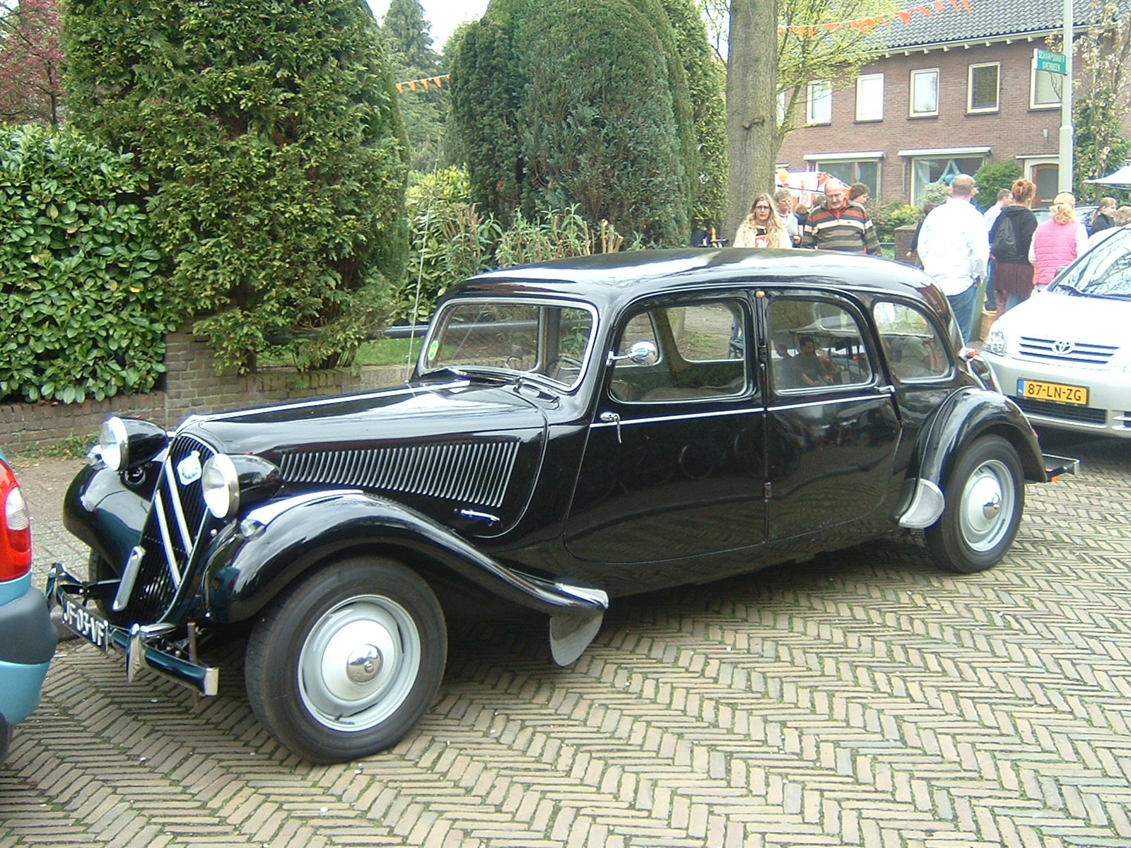 Citroen traction photo - 4