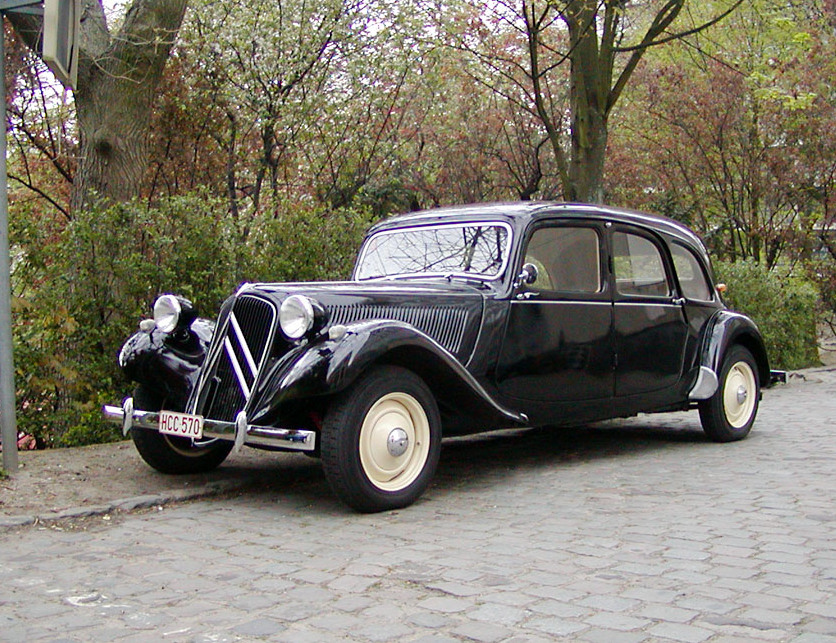 Citroen traction-avant photo - 1