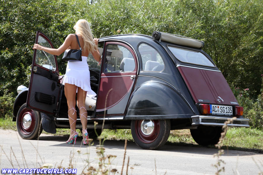Citron 2cv photo - 1