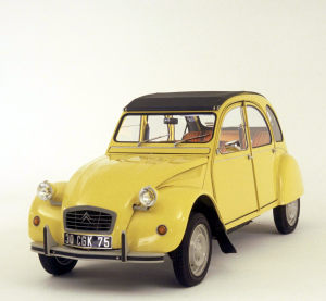 Citron 2cv photo - 3