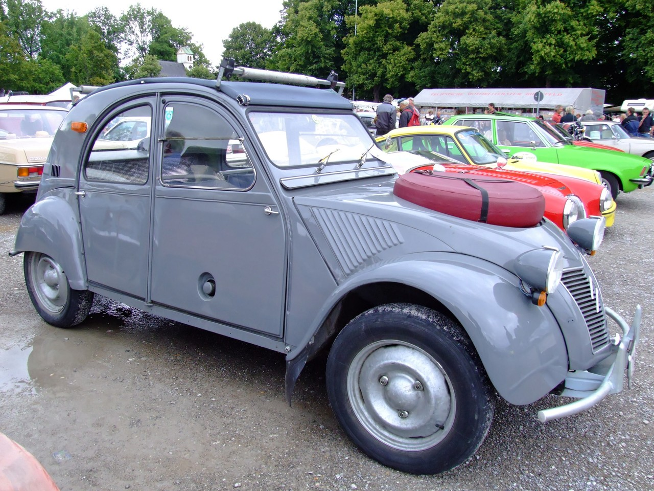 Citron 2cv photo - 4