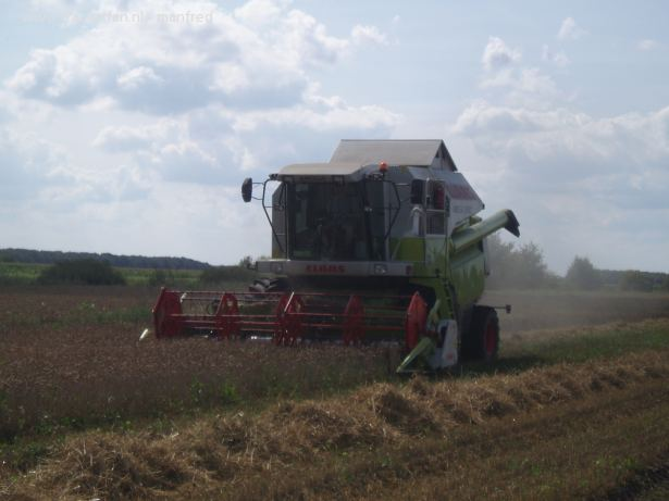 Claas mega photo - 4
