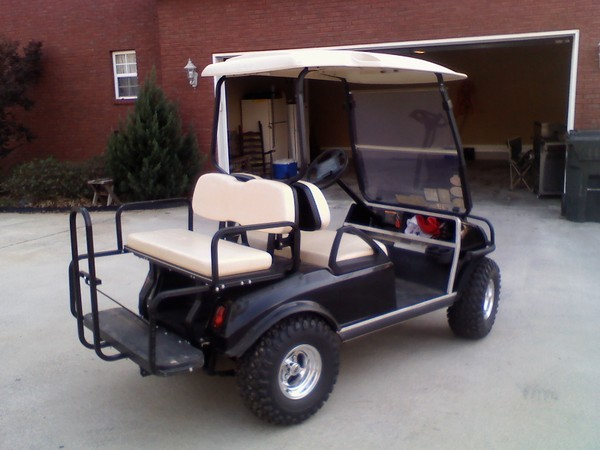 Club car golf photo - 1