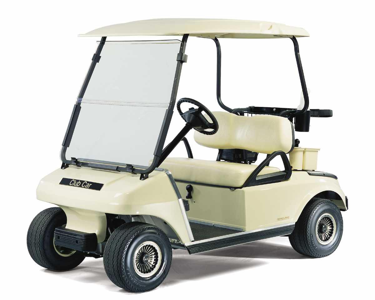 Club car golf photo - 2