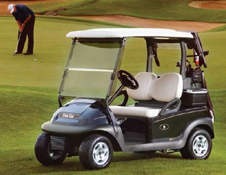 Club car golf photo - 3