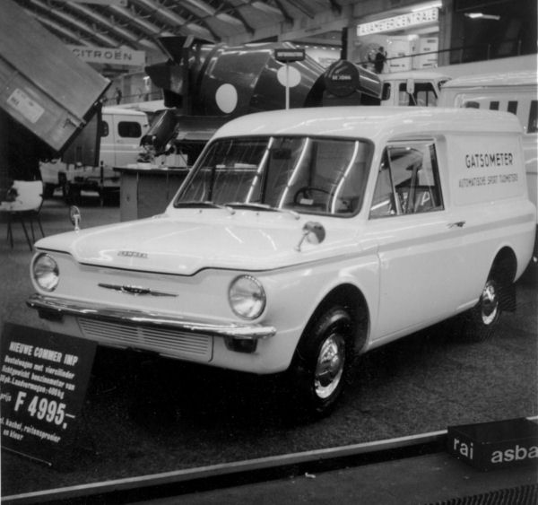 Commer 2500 photo - 1
