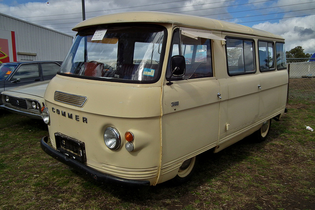 Commer 2500 photo - 2