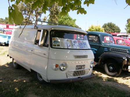 Commer bus photo - 2